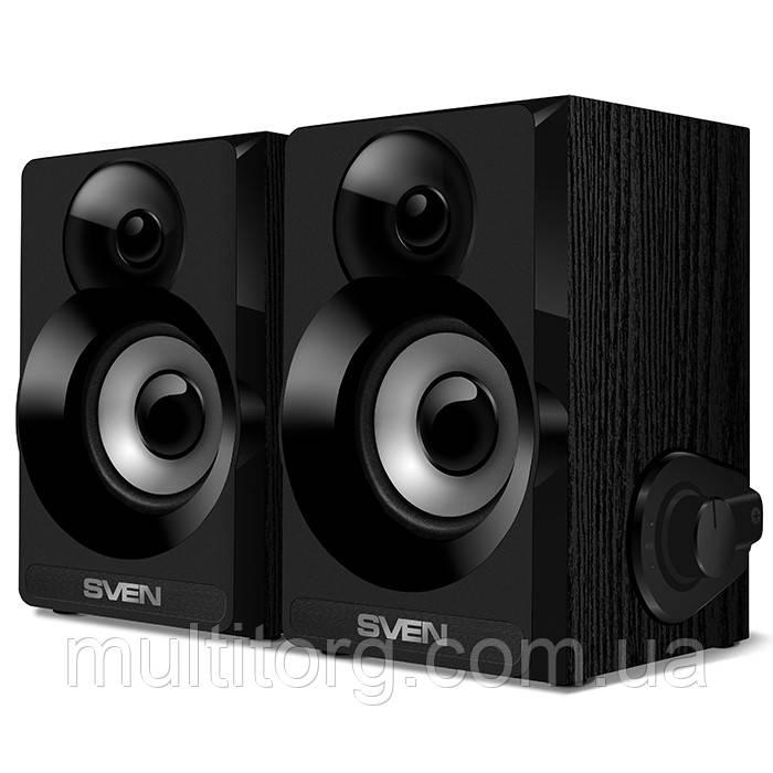 Колонки 2.0 SVEN SPS-517 black