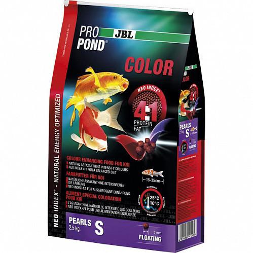 Корм для кои JBL ProPond Color S 1,3 кг, 3 л