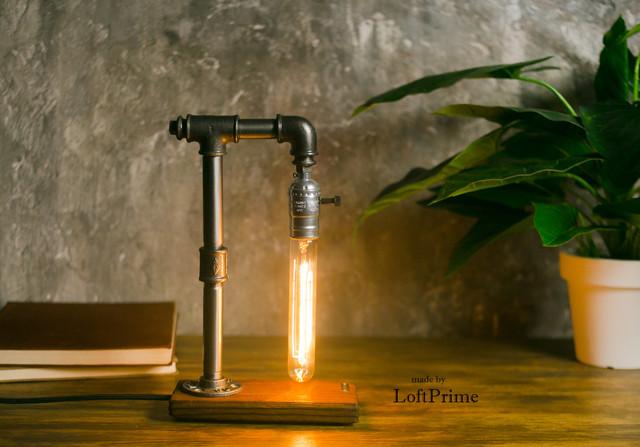 Настольная лампа лофт T_6.3
