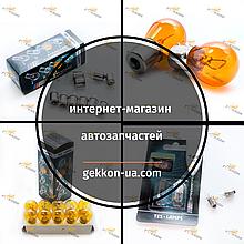 """Лампа автомобильнаяT11X35 12V 5W SV8.5 БЛУ (2 шт.) """"Tes-lamps"""""""