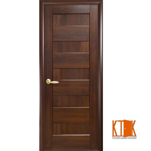 Межкомнатные двери Новый Стиль Пиана ПГ Каштан