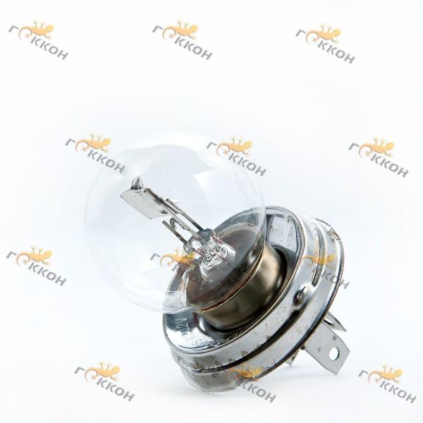 """Лампа автомобильная R2/G40 12V 75/70W P45T Clear инд.уп. """"Tes-lamps"""""""