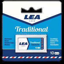 Лезвия LEA Traditional (PLATINUM) 10 шт.