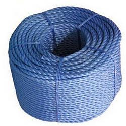 Якорная веревка 14мм/100м, Синяя; 83314;