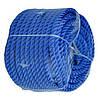 Якорная веревка 10мм/30м, Синяя;, фото 2