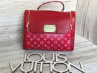 Стильная сумка-саквояж  Louis Vuitton LV (реплика луи виттон)