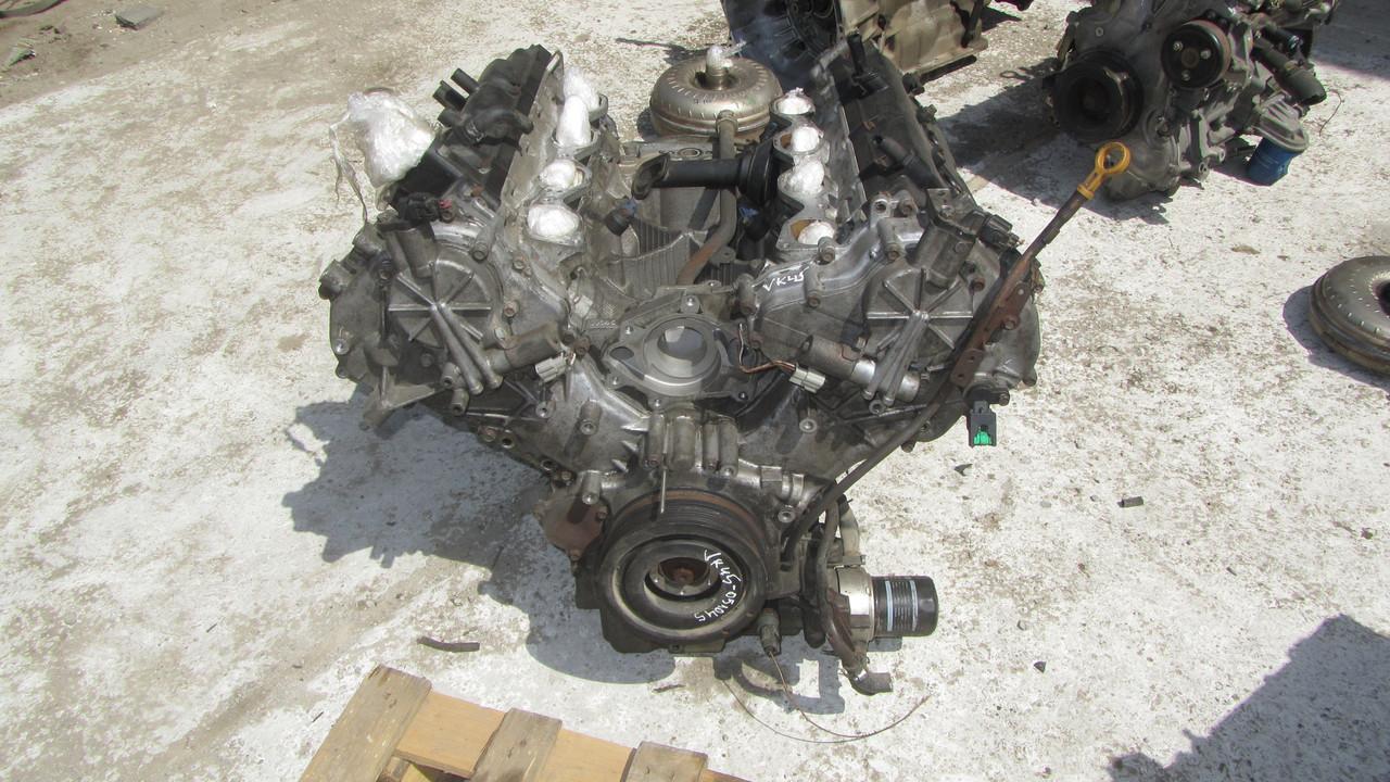 Двигатель 4.5i V8 VK45DE для INFINITI FX45 S50 2003-2008