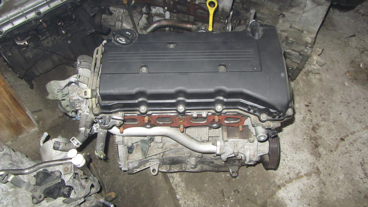 Двигатель 2.4 4B12 MIVEC Mitsubishi Outlander XL