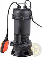 Погружной чугунный фекальный насос для канализации 450 Ватт Flo 79880