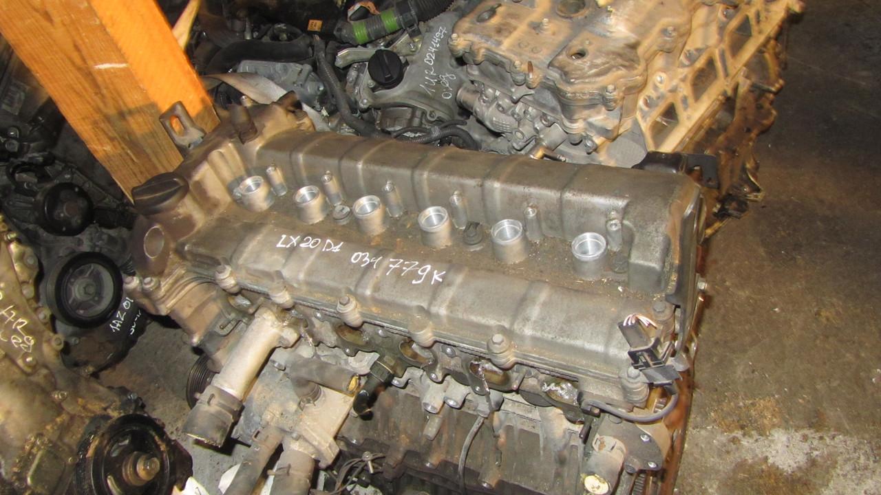 Двигатель 2.0i L6 X20D1 LX20D1 Chevrolet Epica