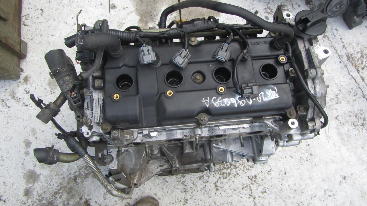 Двигатель 2.0i MR20DE Nissan Qashqai J10