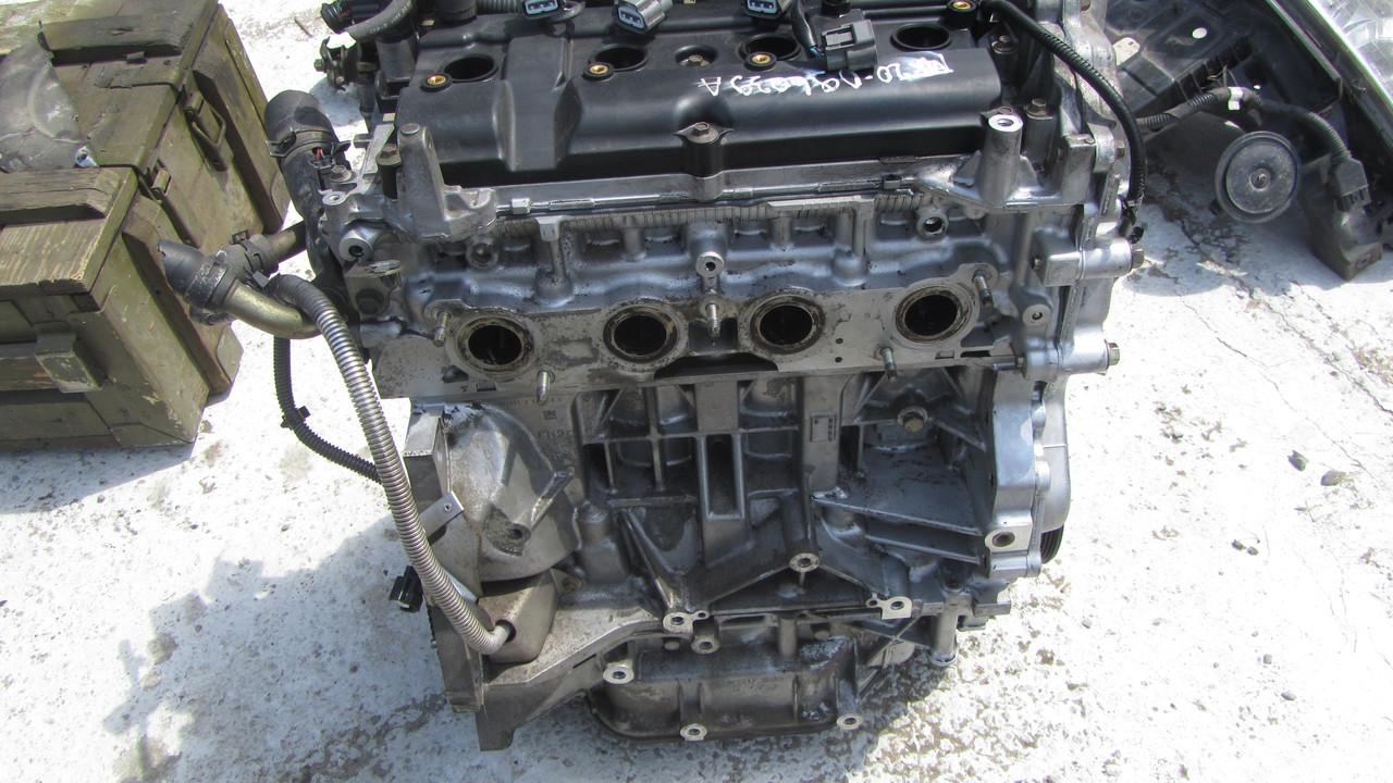 Двигатель 2.0i MR20DE Nissan X-Trail T31 (японский/JDM)