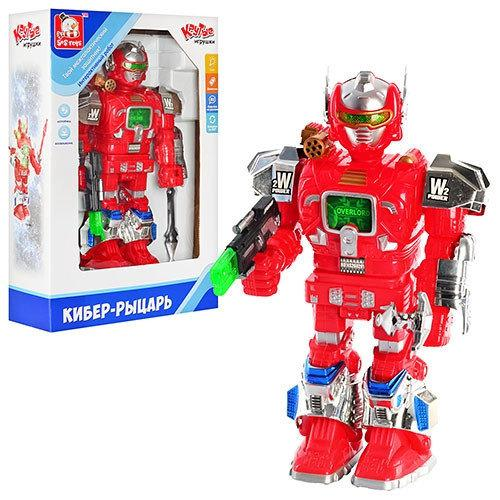 Робот Кибер-Рыцарь, интерактивный, ЕС80495R