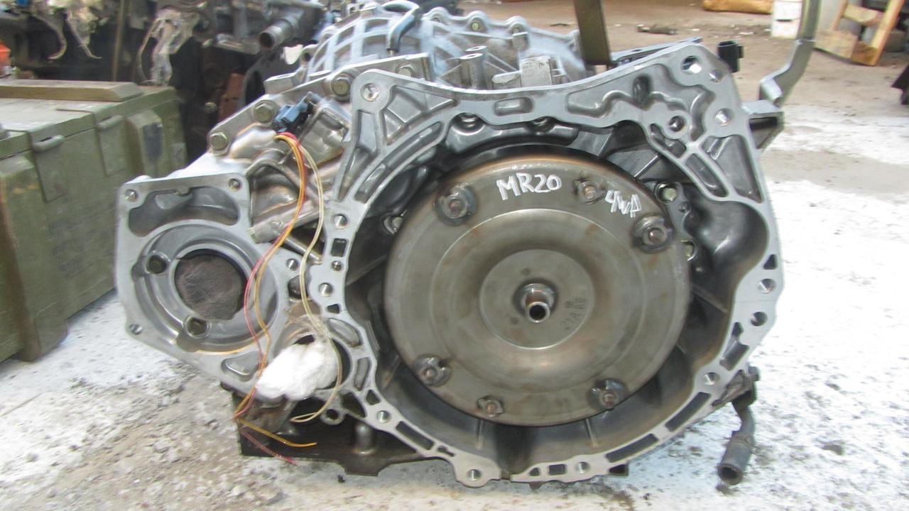 АКПП CVT MR20DE 4WD Nissan X-Trail T31 310201XF0E 310201XF2D