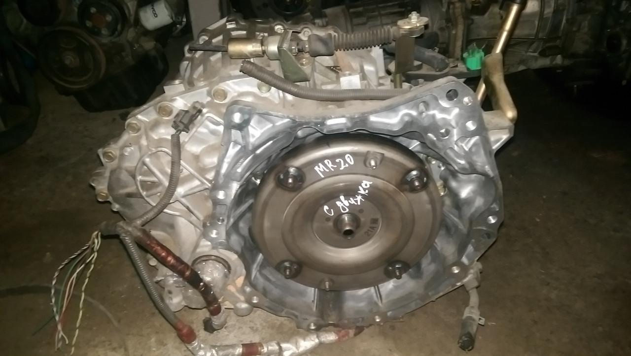 АКПП CVT вариатор Nissan Qashqai J10 2.0 MR20DE 2WD