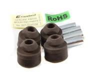 Комплект виброопор (амортизаторов) для спиральных компрессоров Copeland Scroll (8615308)