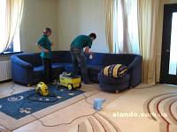 Химчистка артопедических матрацев и мягкой мебели