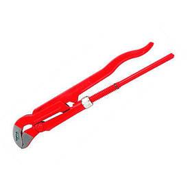 Ключ трубный рычажный 40мм L345, DDAD1A32 TOPTUL