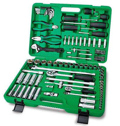 Набор инструмента комбинированный 97 ед., GCAI9701 TOPTUL, фото 2