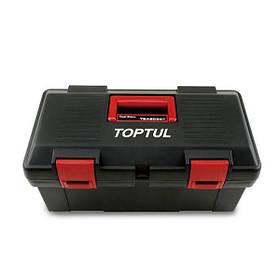 Ящик для инструмента 3 секции (пластик) 445 (L) x240 (W) x202 (H) mm, TBAE0301 TOPTUL