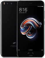 "Xiaomi Mi Note 3 Black 6/128 Gb, 5.5"", Snapdragon 660, 3G, 4G, фото 1"