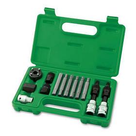 Набор для снятия шкивов генераторов 13 ед., JGAI1301 TOPTUL