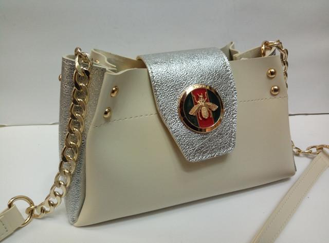 Женская мини-сумка от украинского производителя