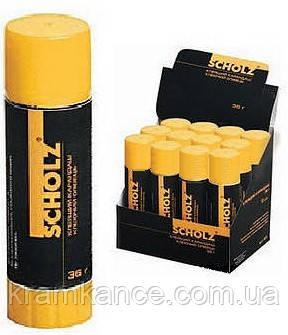 Клей-карандаш SHOLZ 4603 36 гр.PVP, фото 2