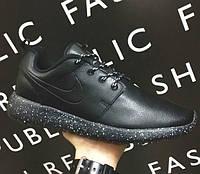 Кроссовки Nike Roche - натуральная кожа. Производство Вьетнам, реплика