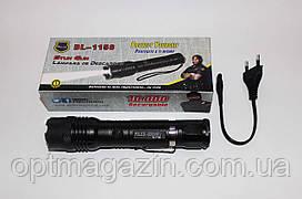 Акумуляторний ліхтар з відлякувачем від собак COP BL-1158