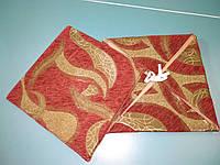 Чехол на табурет бордо, фото 1