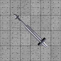Болт фундаментный М110 по ГОСТ 24379.1-80 тип 4, фото 1