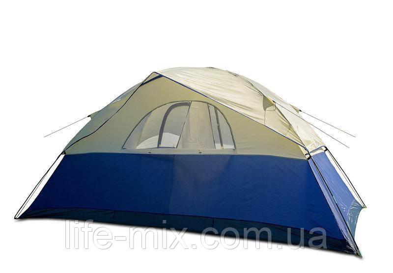 Палатка шестиместная Coleman 1500 (Польша)