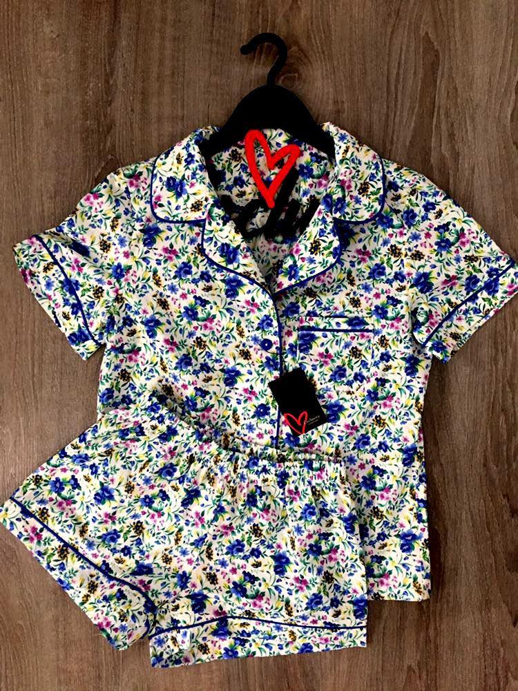 Одежда для дома, женская пижама хлопковая