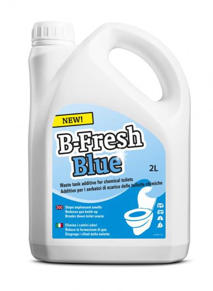 Средство для биотуалетов B-Fresh Blue, 2 л