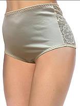 Женские трусы (Батал)  стрейчевые  Марка «INDENA» Арт.60762, фото 2