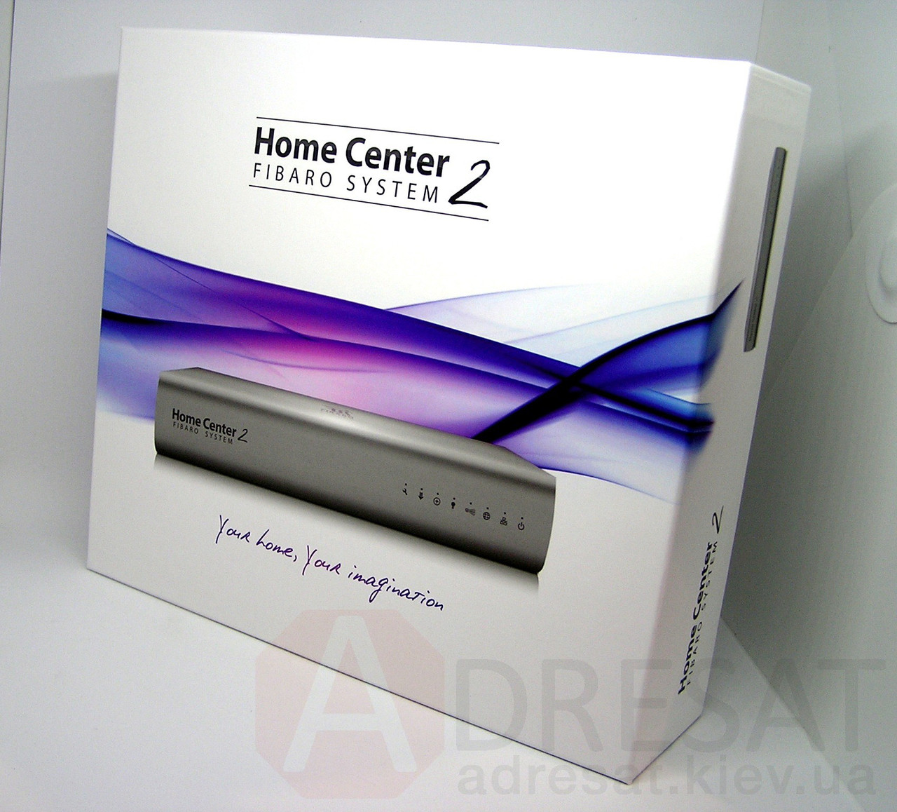 FGHC2 FIBARO Home Center 2, Z-Wave контролер