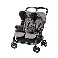 Прогулочная коляска Aria Shopper Twin Classico, цвет Mod Beige (бежевый), Peg-Perego (IP07280062EB86RO86)