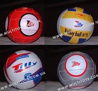 Мяч волейбол 8 рис. 2цвета /80 (BT-VB-0001)