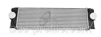 Радиатор интеркулера MB Sprinter 2.2CDI OM651 09- — Trucktec Automotive— 02.40.258