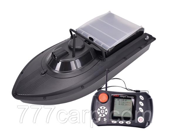 JABO-2АG-32A-F7 GPS навигация, эхолот Lucky, автосброс, память 8 точак автовохзврат, карповый кораблик