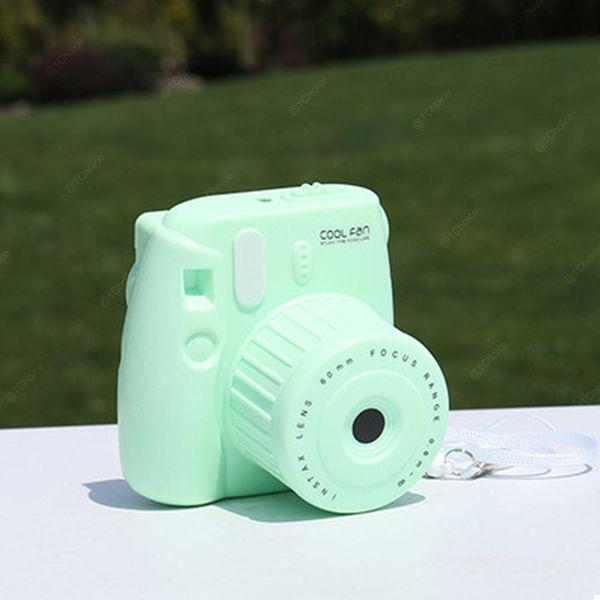 Мини вентилятор Фотоаппарат GL229 (Мятный)