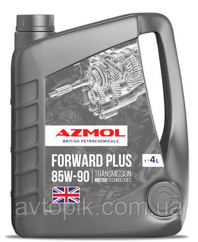 Трансмиссионное масло AZMOL Forward Plus 85W-90 (4л.)