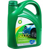 Моторное масло British Petroleum Visco 5000 SN/CF 5W-40 (4л.)