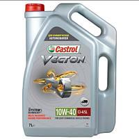Моторное масло Castrol Vecton CI-4/SL 10W-40 (7л.)