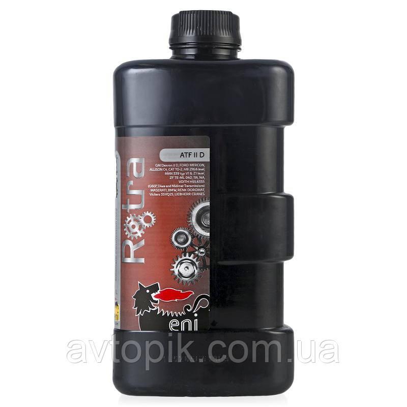 Трансмиссионное масло ENI Rotra ATF-IID (1л.)
