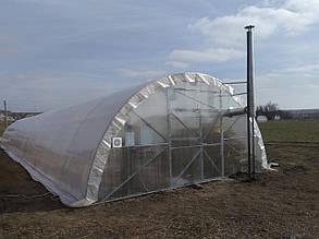 "Фермерская теплица ""Урожай"" 6х12 под двухслойную плёнку"