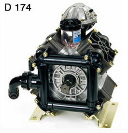 Насос для опрыскивателя D-174 фирмы Imovilli pompe (Италия)