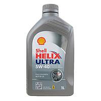 Моторное масло Shell Helix Ultra SN/CF 5W-40 (1л.)