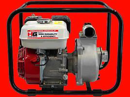 Мотопомпа DaiShin SCR-50HX для чистой воды